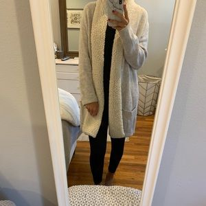 Style & Co. Fluffy Cardigan